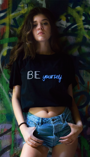 Crop Be Yourself